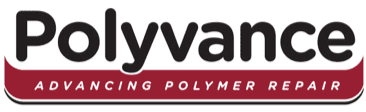 polyvance advancing polymer repair logo