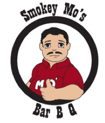 Smokey Mo's bar B Q logo