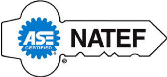NATEF logo
