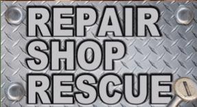 Repair Shop Rescue logo
