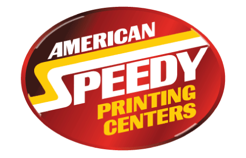 American speedy printing centers logo