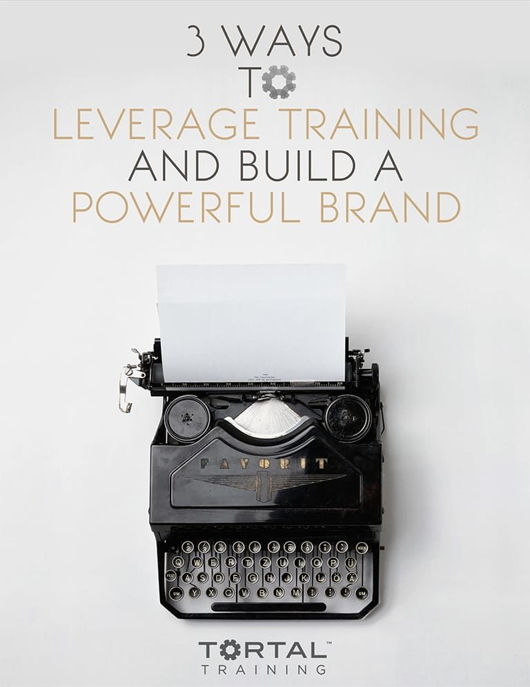 3 Ways to Leverage Training and Build a Powerful Brand
