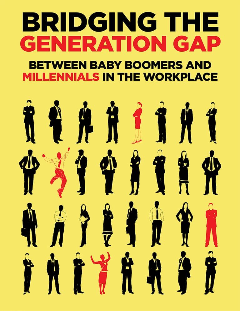 review on bridging the generation gap Bridging the gap in leadership development within generation x and y _____ a seminar research paper presented to the graduate faculty university of wisconsin.