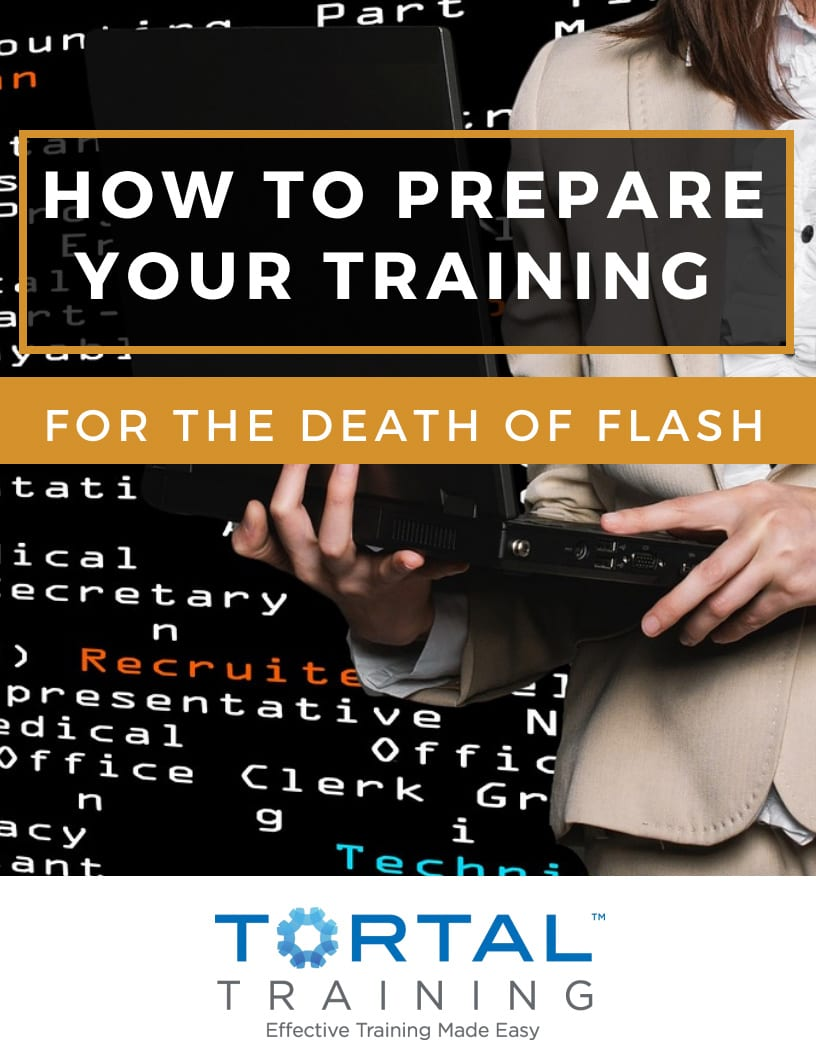 How To Prepare Your Training For The Death of Flash